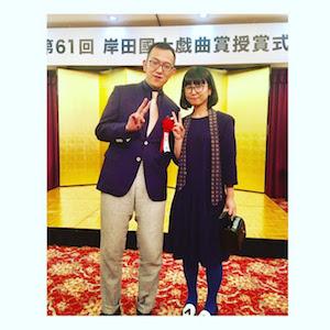 上田さんおめでとうございます
